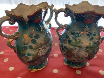 Antique and Collectible Pair Vases