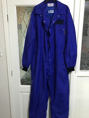 Nylon Overalls L XL XXL Workwear Boiler Suits Coveralls NEW