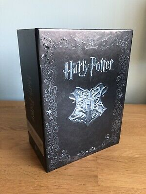 Harry Potter: The Complete 1-8 Film Collection Blu Ray Limited Numbered Edition