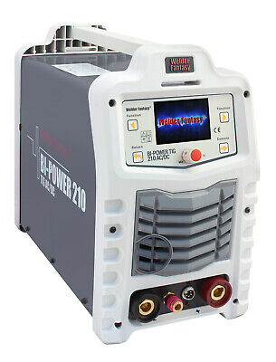 Welder Fantasy Bi-Power 210 inverter welder 200amp TIG MMA IGBT 30% AC/DC