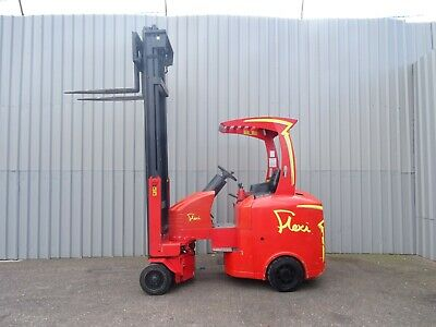 FLEXI G3 2000Kg. USED ARTICULATED ELECTRIC FORKLIFT TRUCK. (#2465)