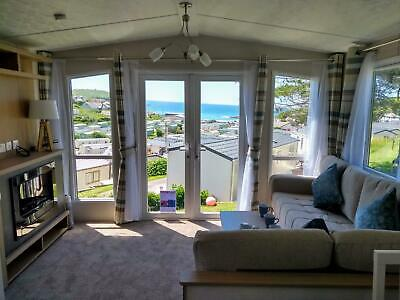Seaview Static Caravan Holiday Home For Sale South Devon Salcombe Plymouth