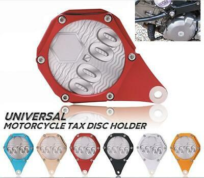 Oxford Taxhaven Motorcycle Motorbike Bike Scooter Tax Disc Holder Of946 Carbon