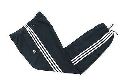ADIDAS Clima365 Tracksuit Bottoms | Trackies Gym Jogging Running Vintage Stripe