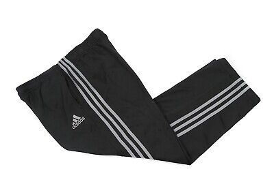 ADIDAS Fleece Inner Tracksuit Bottoms | Trackies Jogging Running Thermal Warm