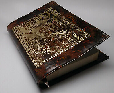 Genuine Leather large  Book Cover