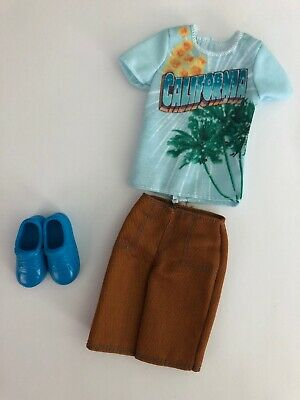 Ken Barbie Doll Clothes Lot