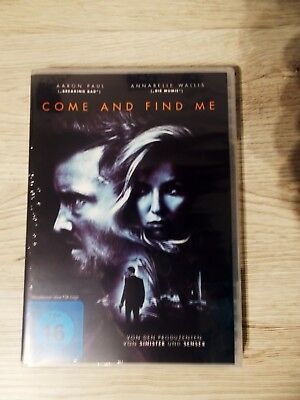 Aaron Paul & Annabelle Wallis  in Come and Find me-Neu / Ovp