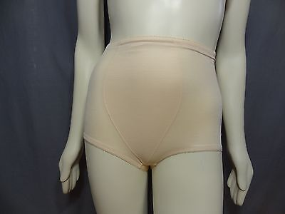 Playtex high waist Brief Firm Control Shaper smooth underwear size L