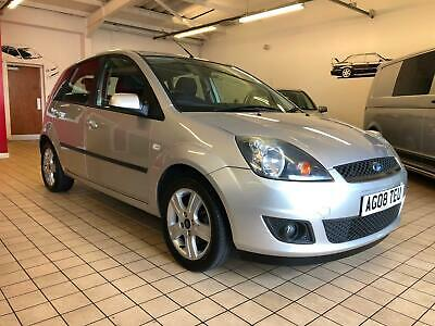 FORD FIESTA ZETEC CLIMATE 1.4 PETROL MANUAL 5DR+ONLY 42k MILES+12 MONTHS MOT+