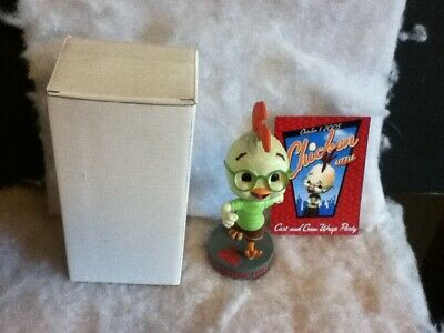Disney Chicken Little Bubblehead Figure Cast and Crew Wrap Party 2005