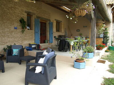 Large Gascony house and 2 x four bedroom gites in France, pool and 25 acres.