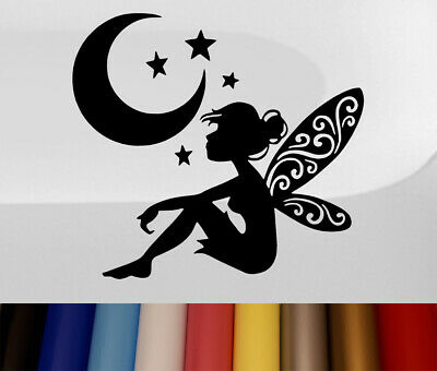 15cm Catch Me If You Can Like Tinkerbell Fairy Funny Car Window Sticker 150mm