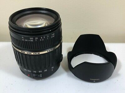 Tamron AF 18-200mm f/3.5-6.3 (IF) A14 ASPHERICAL LD XR Di II Lens for Canon