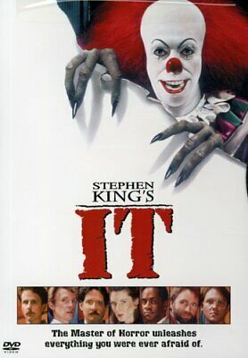 Stephen King's It (DVD Used Very Good) CLR/FRA-SPA SUB