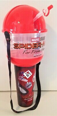 Spider-Man: Far From Home Movie Theater Exclusive Popcorn Chalice Cup Combo