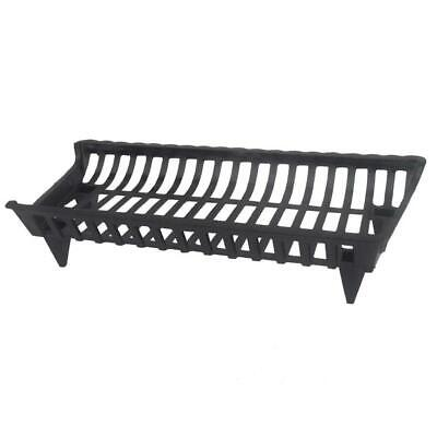 Pleasant Hearth 5/8-in Cast Iron Construction 30-in 17-Bar Fireplace Grate Bar