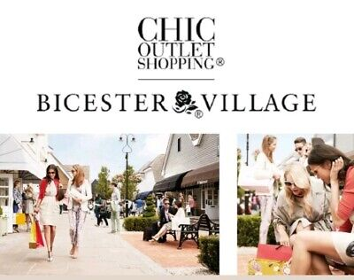 10% Discount at Bicester Village – FAST Delivery