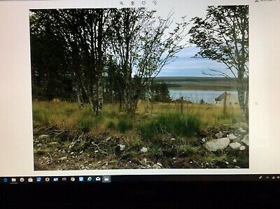 Land for sale in scotland.          IV274DN