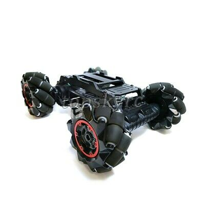 4WD 97mm Mecanum Wheel Robot Car Chassis Kit for Arduino Raspberry Pi STM32 sztp