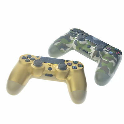 PS4 Game Controller Wireless Bluetooth DualShock For PlayStation4 Sony Gamepad