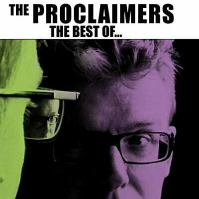 The Proclaimers Best Of 20 Trk CD Album Very Greatest Hits Sunshine On Leith
