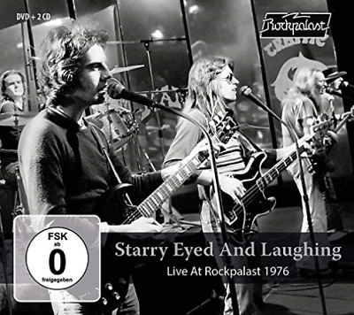 Starry Eyed And Laughing-Live At Rockpalast 1976 CD NEUF