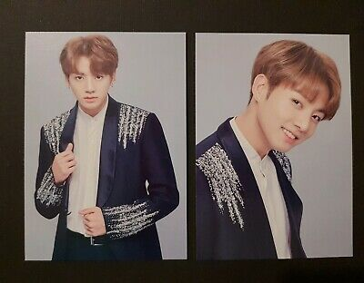 BTS Wings Tour The Final Mini Photocard - JUNGKOOK