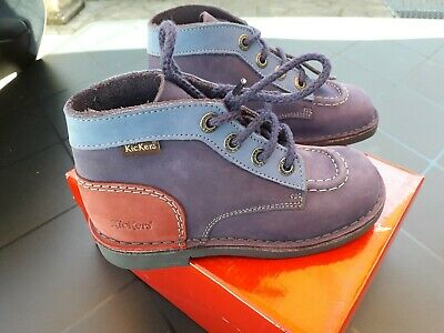 CHAUSSURES KICKERS POINTURE 33 Neuf