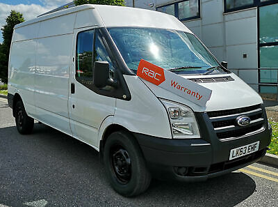 FORD TRANSIT 2.2TDCi (125PS) (RWD) 350 MEDIUM ROOF PANEL VAN 350 LWB WHITE 2013