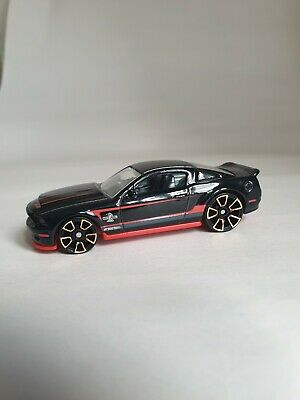 Hot Wheels 2010 Ford Mustang Shelby GT500 Super Snake Car Mint Condition Rare*
