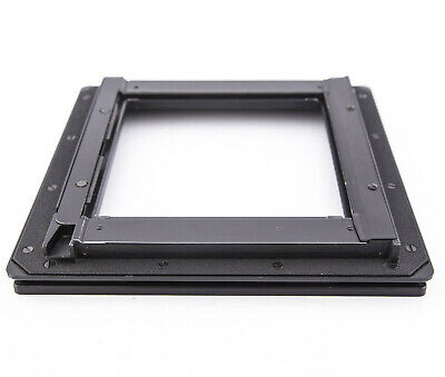 """Sinar 5x7"""" to 4x5"""" reducing back, format conversion adapter for P, P2, F, F2 etc"""