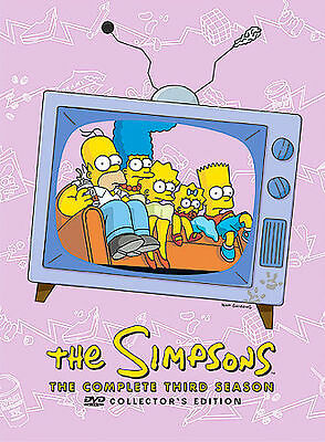 The Simpsons - The Complete Third Season DVD, Maggie Roswell, Karl Wiedergott, T