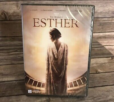 The Book of Esther NEW Sealed Christian Biblical Drama Widescreen DVD Jen Lilley