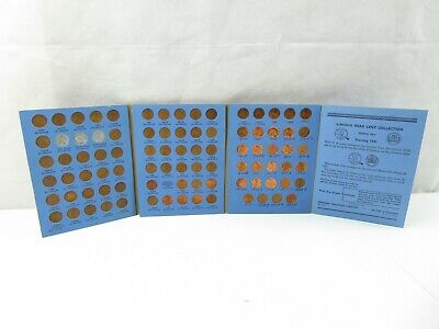 LINCOLN HEAD CENT COLLECTION Starting 1941 - 1975 a Set of 88 Pennies