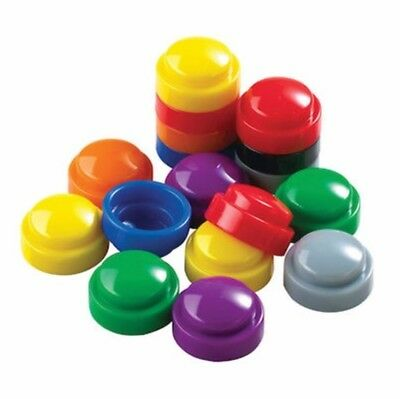 Domed Stacking Counters Bag of 200 Maths Educational Teacher Resource Learning