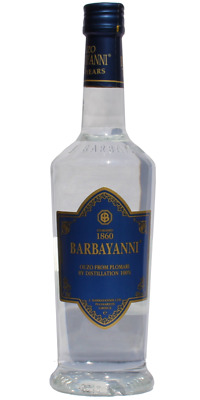 Barbayanni Blue griechischer Ouzo 700ml 43% Traditions Trester Schnaps Lesbos