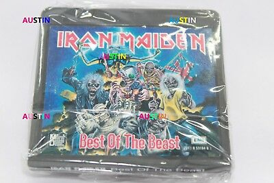 Iron Maiden Best Of The Beast Minidisc Album...