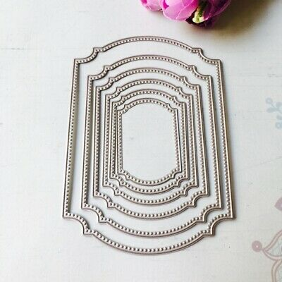 Lovely Cutting die invitation Tag Scrapbooking and Paper Craft Embossing Machine