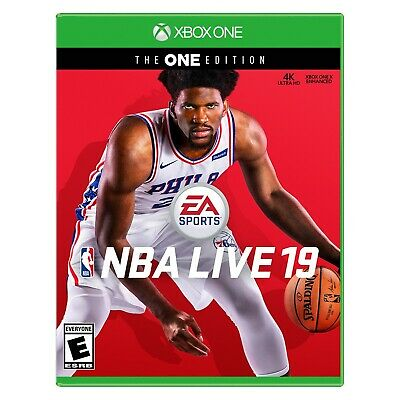 NBA Live 19 (Xbox One, 2019) The One Edition