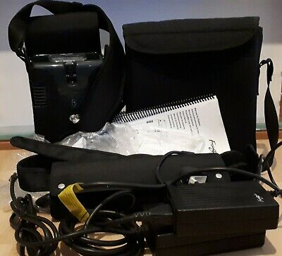 Airsep Portable Oxygen Concentrator,Air Belt,06 month Warranty,Low weight