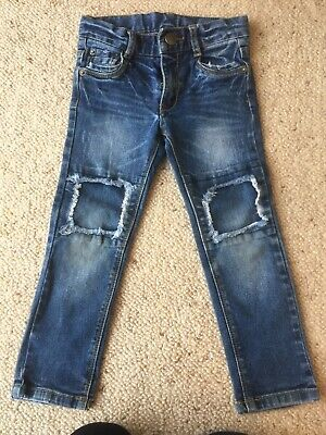 ROCK YOUR BABY KIDS Boys jeans pants Size 4