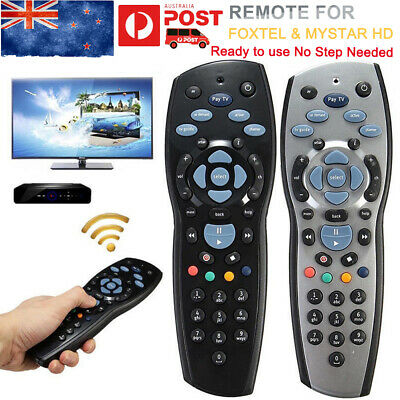 Replacement Remote Control For Foxtel Standard Mystar HD PayTV IQ IQ2 IQ3 IQ4