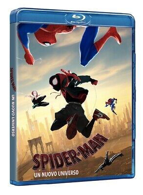 |1300232| Movie - Spider-Man: Un Nuovo Universo  [Blu-Ray x 1] Sigillato