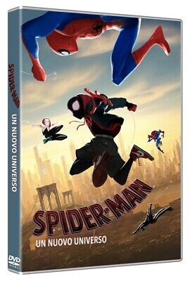 |1300234| Movie - Spider-Man: Un Nuovo Universo  [DVD x 1] Sigillato