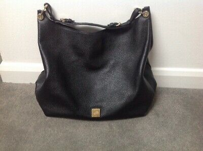 great deals 2017 new specials great deals MULBERRY BLACK LEATHER Freya Hobo Bag VGC - £229.99 ...