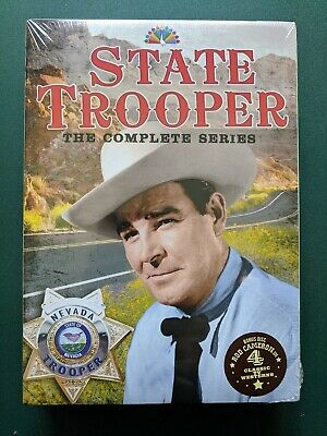 State Trooper: Complete Series (DVD, Slipcover) SEALED, FREE SHIP, Ohio Seller