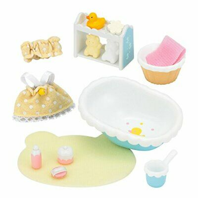 Sylvanian Families furniture baby bath set mosquito -210 From Japan