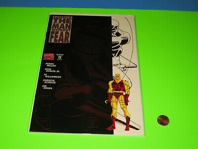 DAREDEVIL THE MAN WITHOUT FEAR - # 5 - Marvel Comics Feb 1994  5 of 5 Miniseries