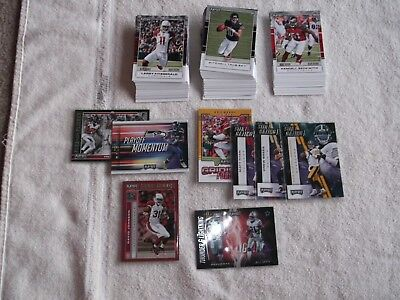 2017 Panini Playoff Football Complete Your Set Rookie - Red Line - Inserts